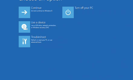 Gufungurira Windows 8 Muri SAFEMODE