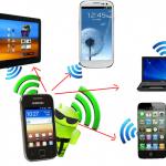 Kora wireless ngendanwa kuri telefone