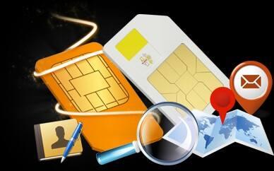 Garura SMS na Contacts byasibwe kuri SimCard