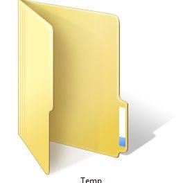 Inzira ya bugufi yo gukora ukinjira muri Folder ya TEMPORALLY kuri mudasobwa