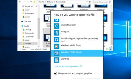 Koresha  Windows Photo viewer ureba amafoto kuri Windows 10