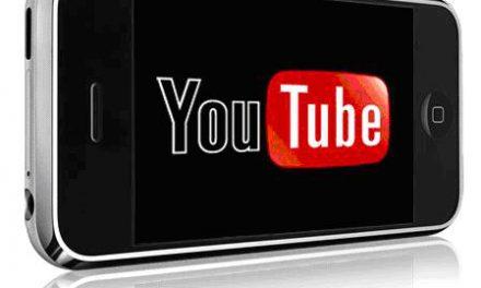 Kura amashusho agenda(VIDEOS) kuri YOUTUBE ukoresheje Telefone